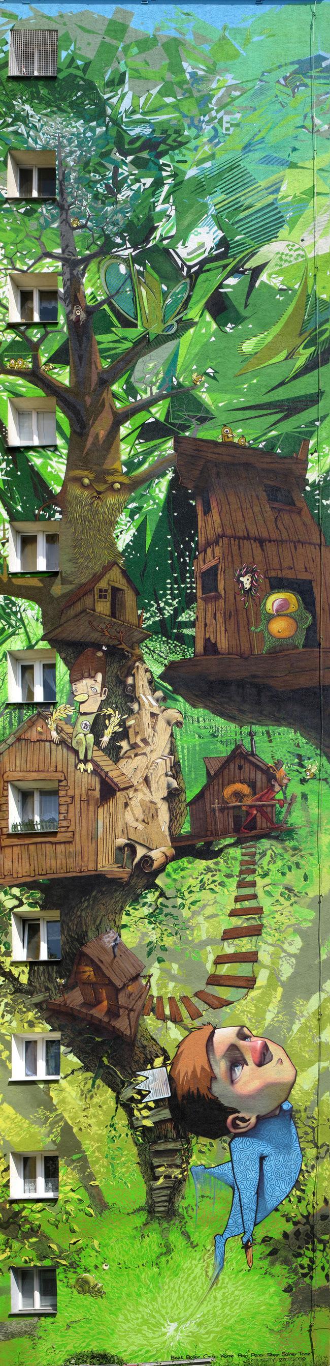 Artwork  in Bydgoszcz