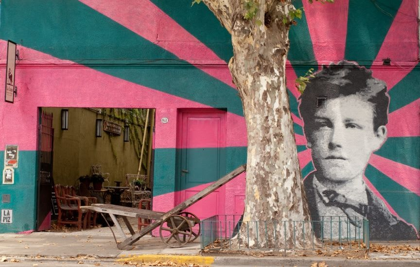 Artwork By LAPIZ in Buenos Aires