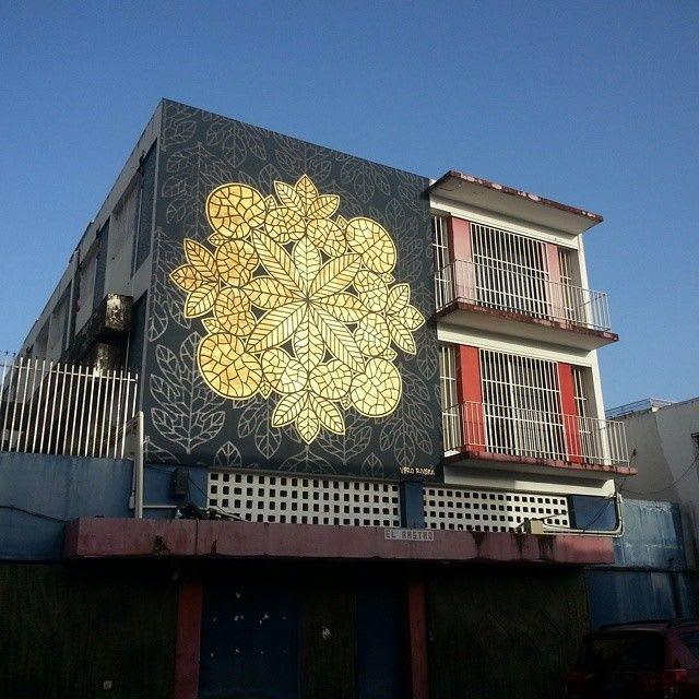 Artwork By Vero Rivera in Santurtzi