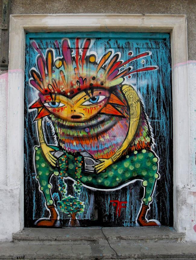 Artwork By Nice in Berisso