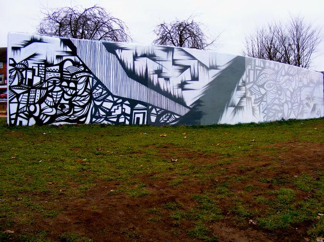 Artwork  in Bradford