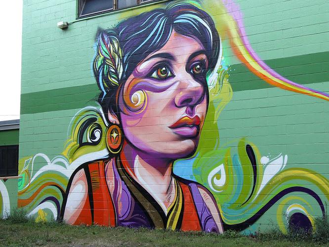 Artwork By Siloette in Rochester