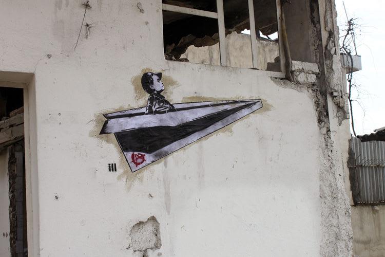 Artwork By ill in Tehran