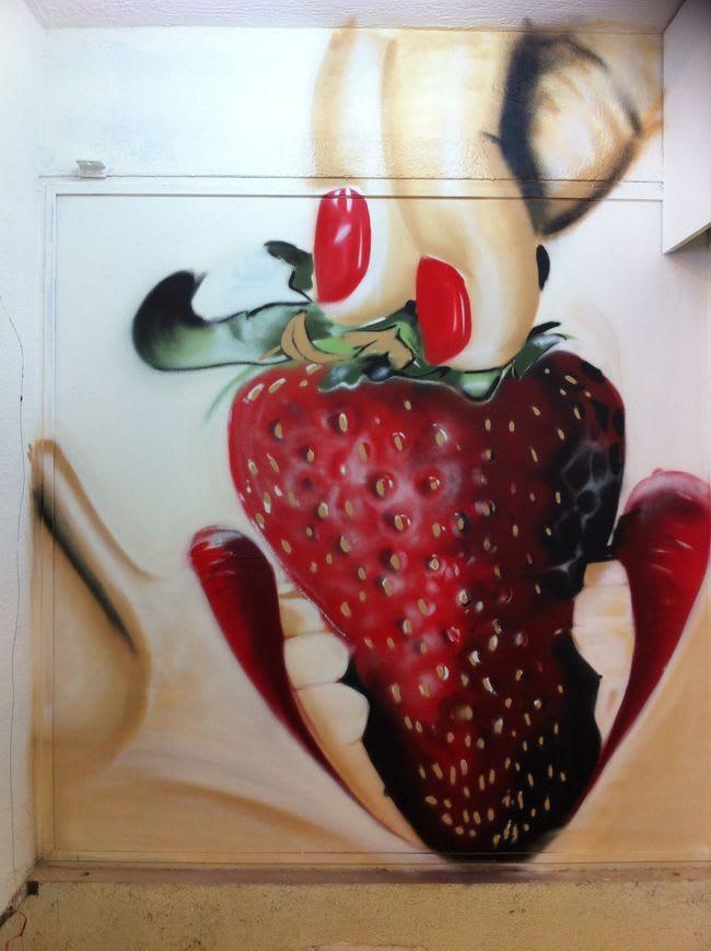 Artwork By LoZio (Dzio) in Nice