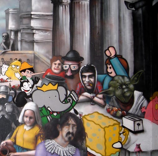 Artwork By Ador in Angers