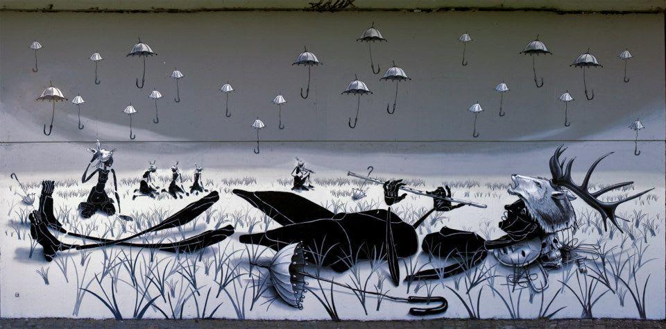 Artwork By Dome in Saarbrücken