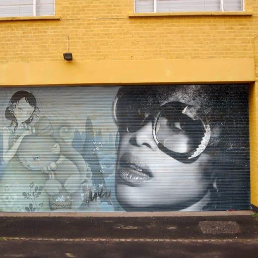 Artwork By Husky Brown in Birmingham