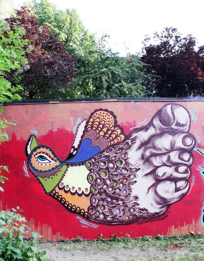Artwork By Phil in Hamburg