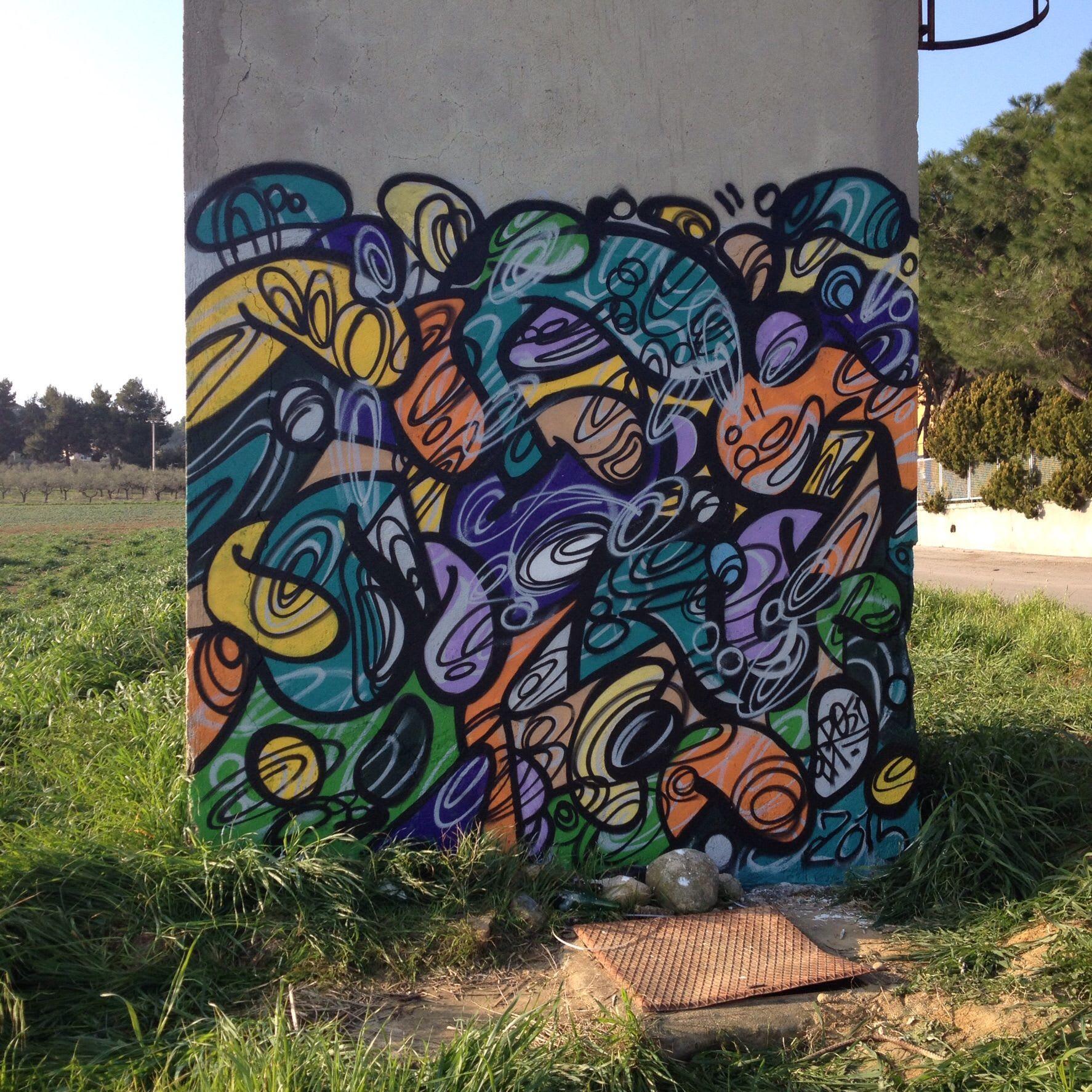 Œuvre Par IDRO51 à Pescara