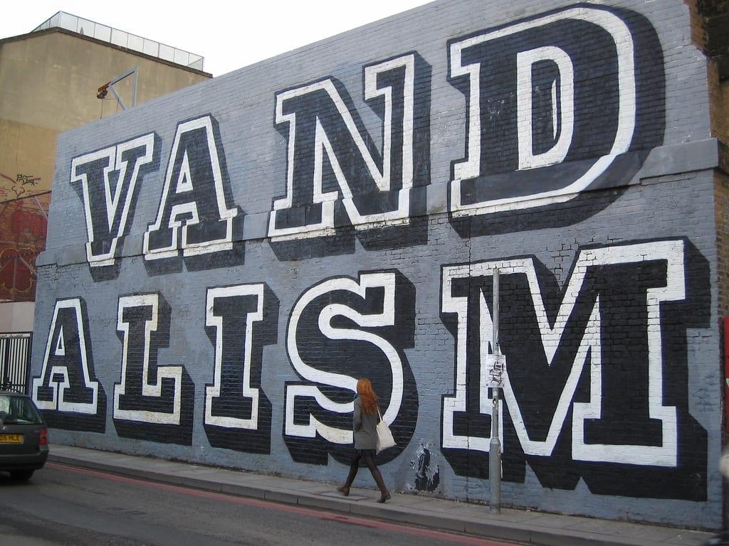 Œuvre Par Eine à Londres
