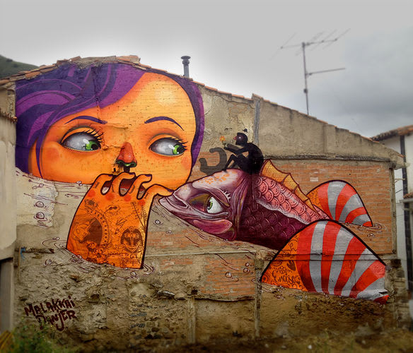Artwork By Malakkai in Enciso
