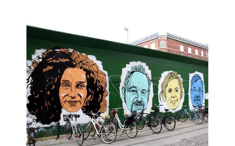 Œuvre  à Copenhague