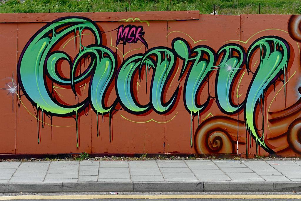 Œuvre  à Brighton