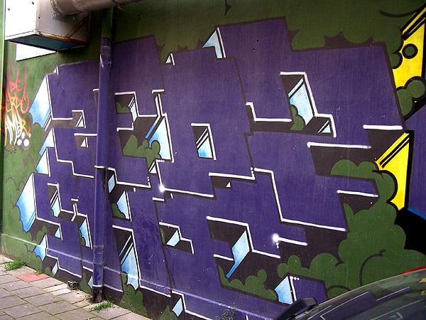 Artwork  in Amsterdam