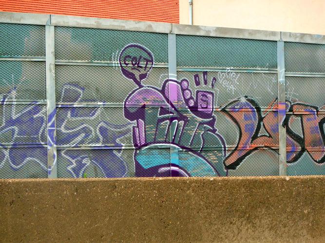 Artwork By Ella & Pitr in Saint-Étienne