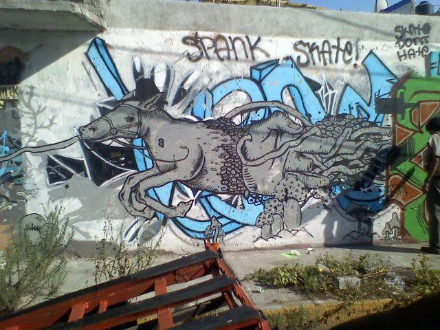 Œuvre Par MALO FARFAN à Mexico