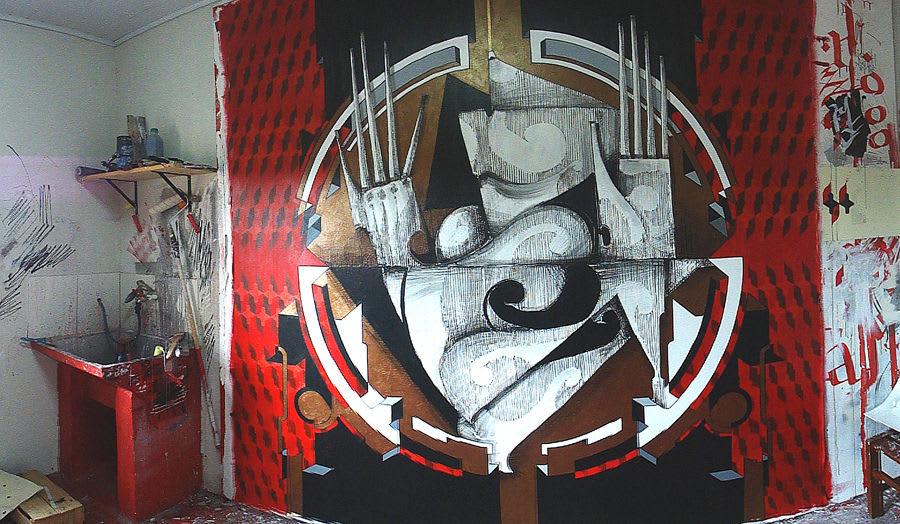 Artwork  in São Bernardo do Campo