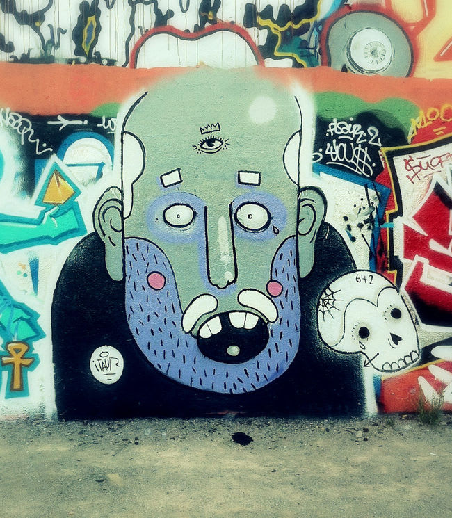 Artwork By DEL in Lille