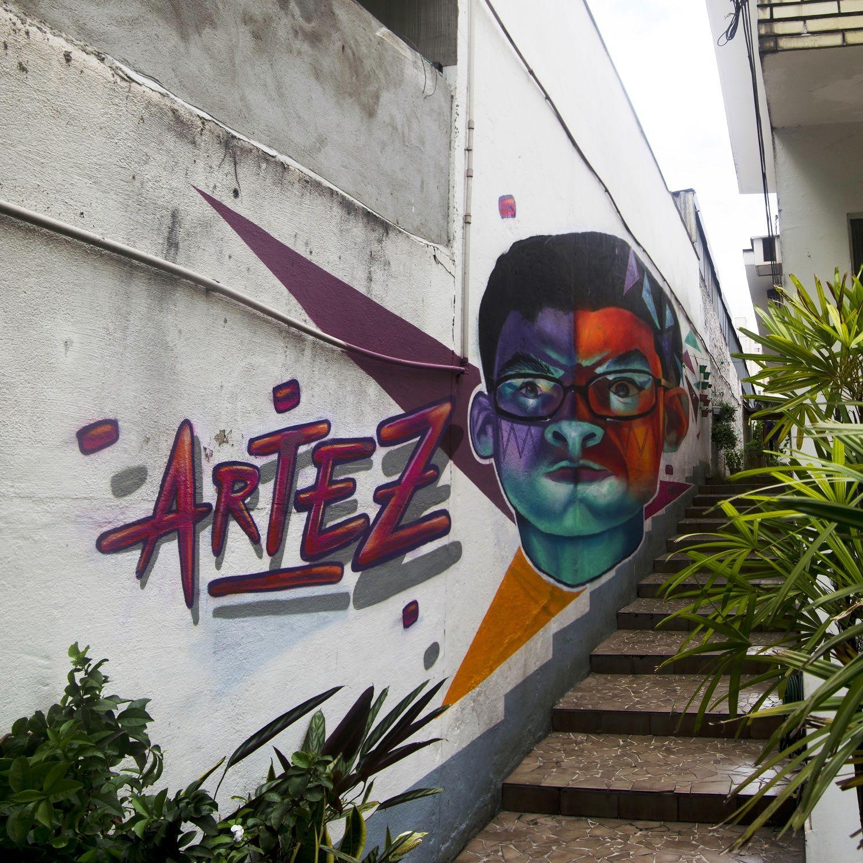 Œuvre Par Artez à São Paulo