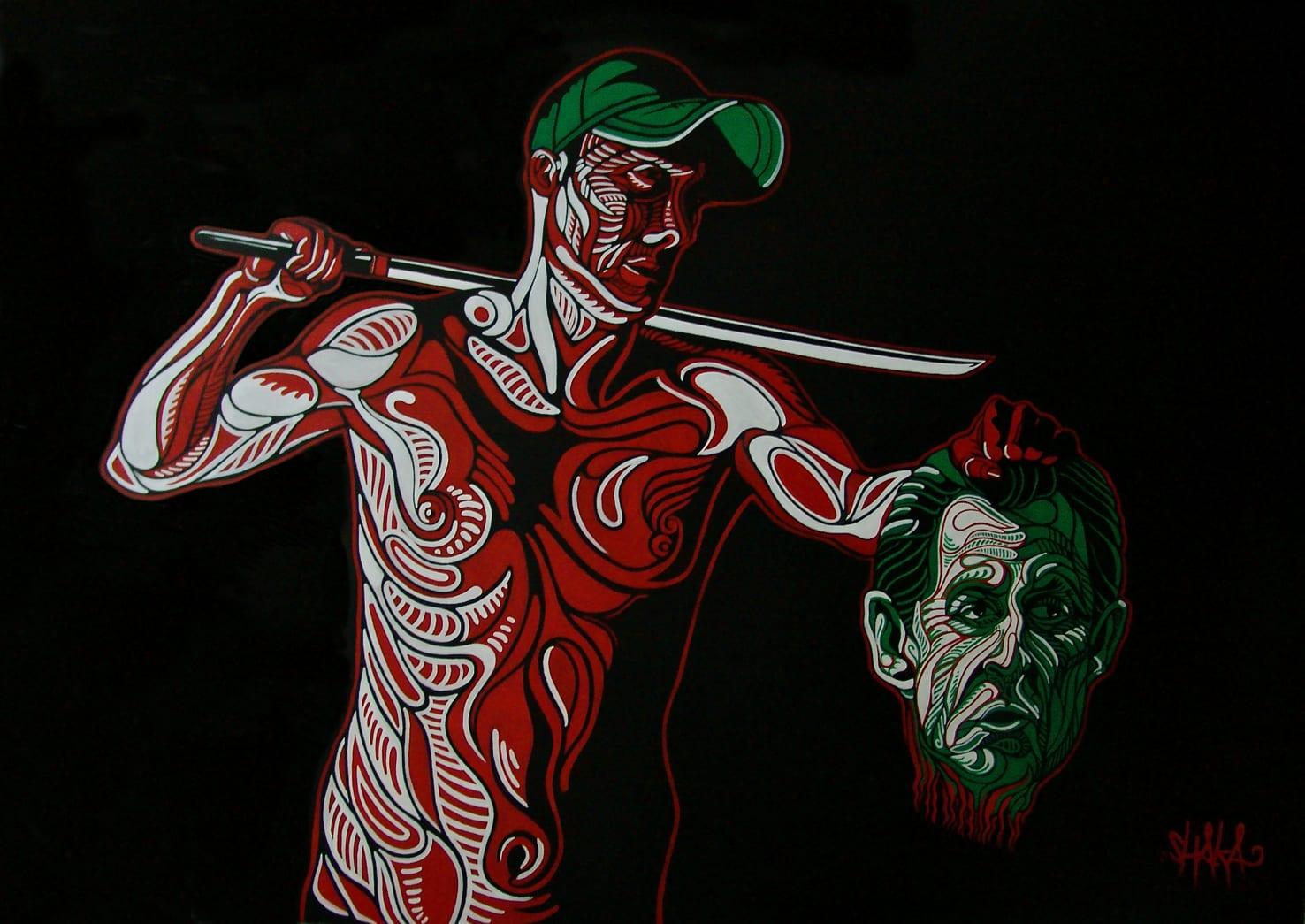 Artwork By Shaka in Évry