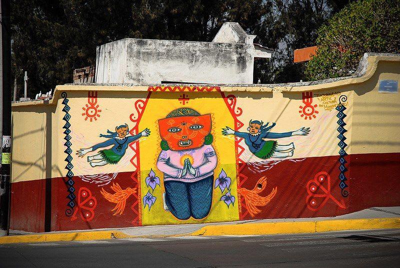 Artwork  in Guadalajara