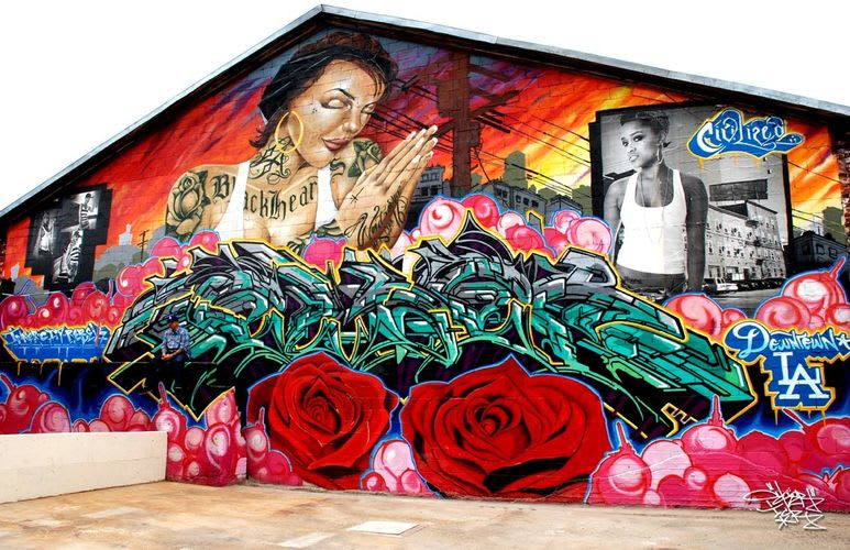 Artwork By Else in Los Angeles