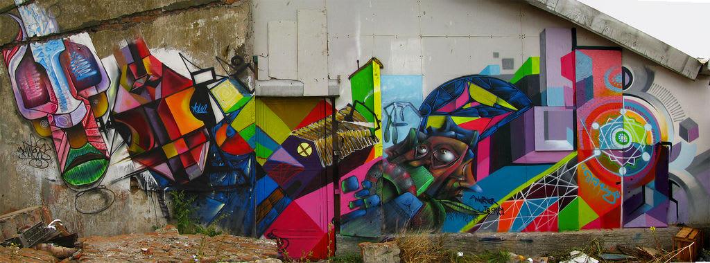 Œuvre Par Painters à Talcahuano