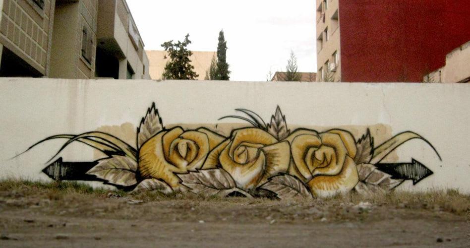 Œuvre Par DET à Rabat