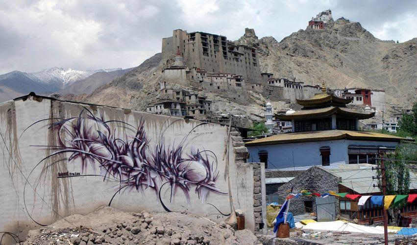 Artwork By Bond in Leh