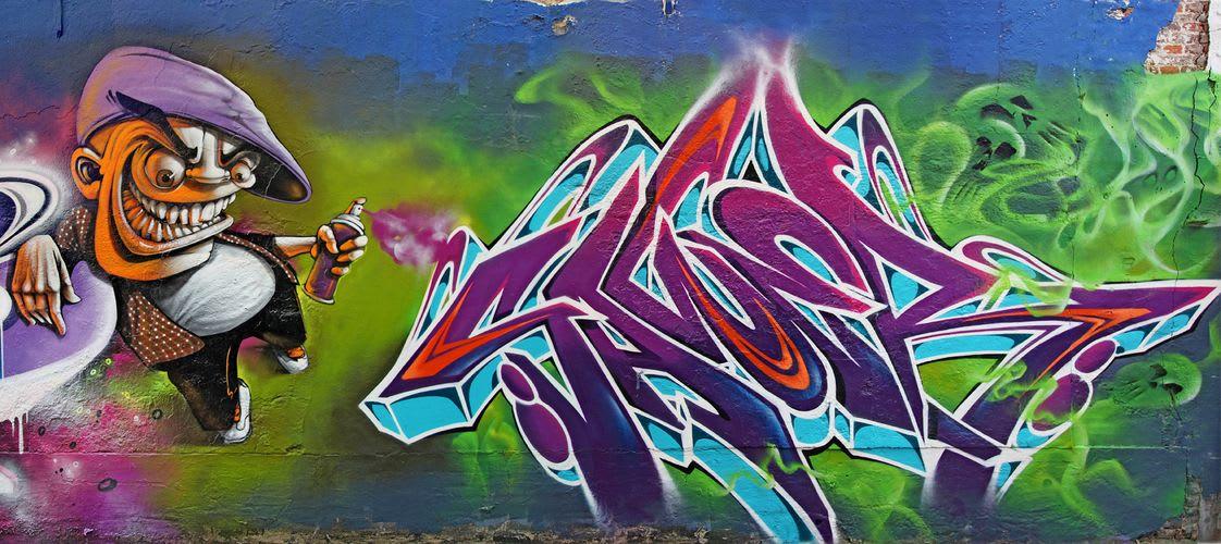 Artwork By Sawer in Sittard