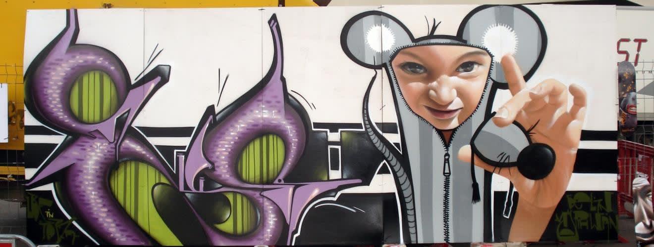 Œuvre Par Belin à Ibiza