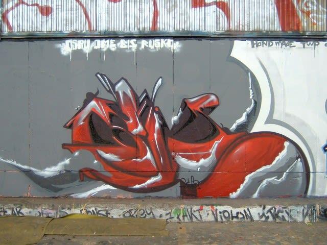 Œuvre  à Lyon