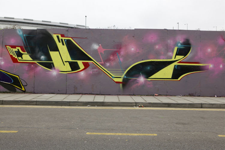 Artwork  in Brighton