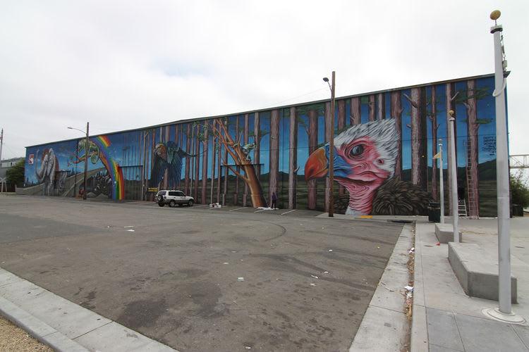 Œuvre Par ernest doty à Oakland