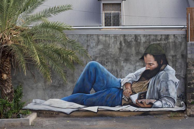 Artwork By Méo974 in Saint-Pierre