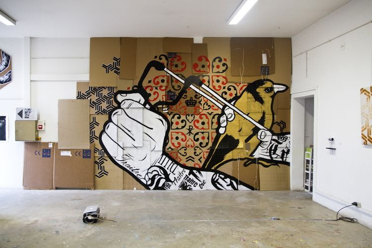 Artwork By Chifumi in Avignon