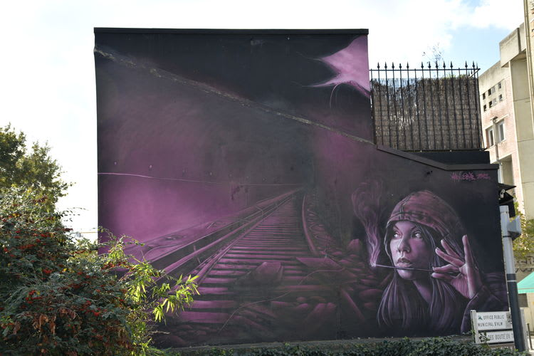 Artwork By Seyb, Alex in Saint-Denis