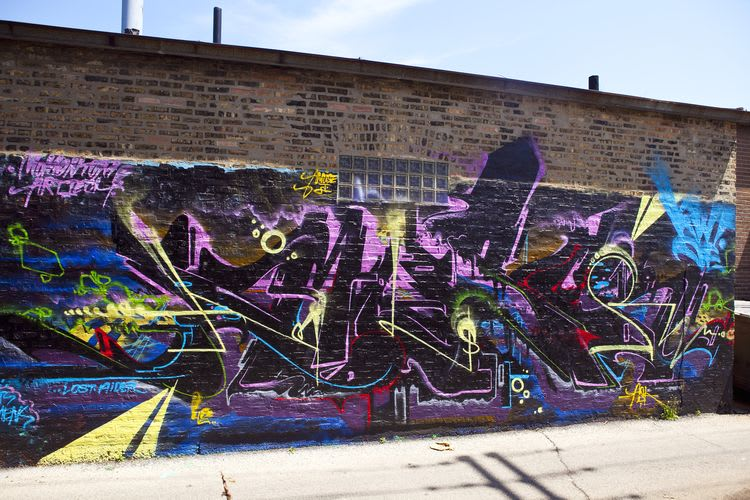 Œuvre  à Chicago