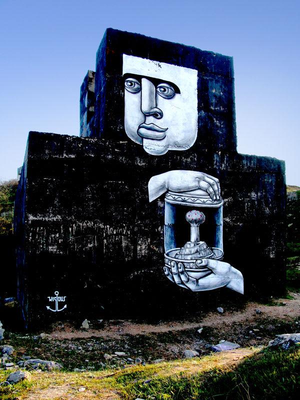 Artwork  in Sevastopol