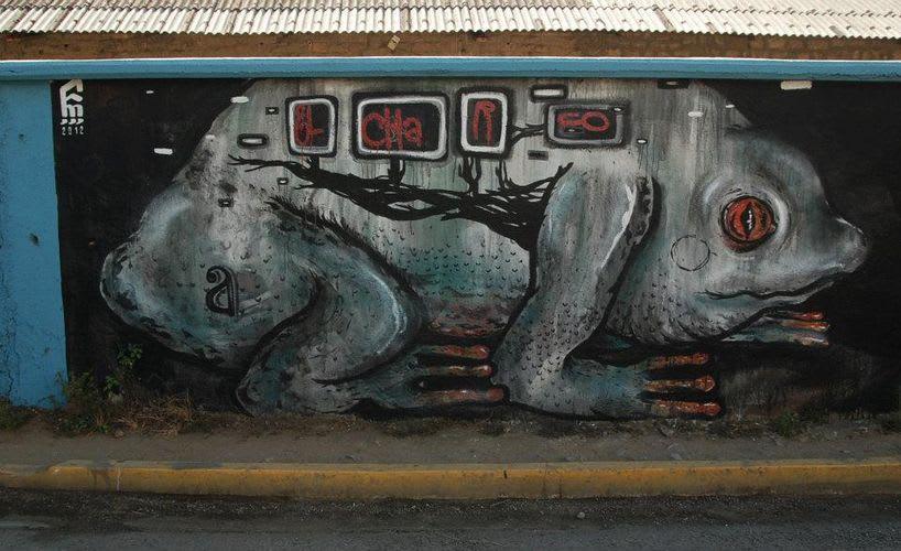 Artwork By MALO FARFAN in Oaxaca de Juárez Municipality