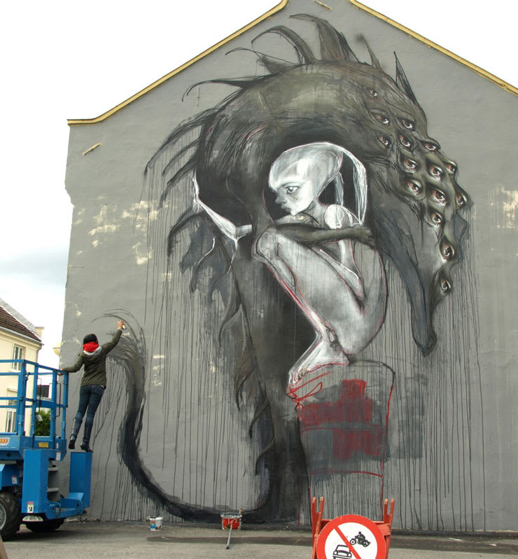 Œuvre Par Hera & Akut à Oslo