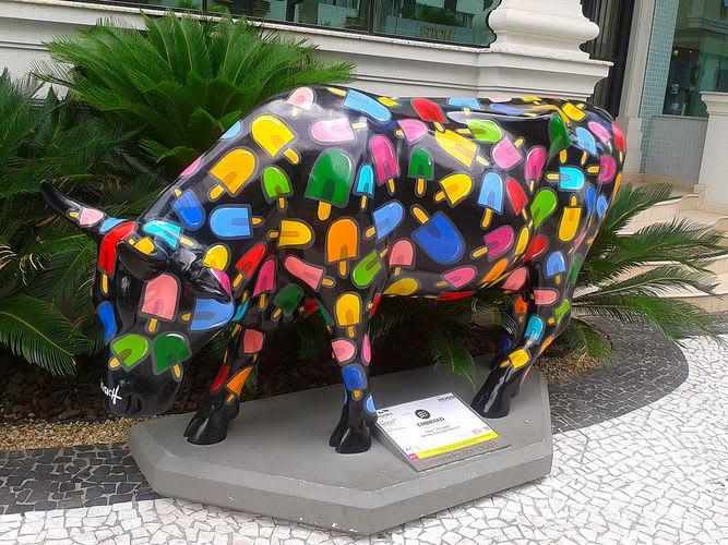 Œuvre Par Roman Tyc à Florianópolis
