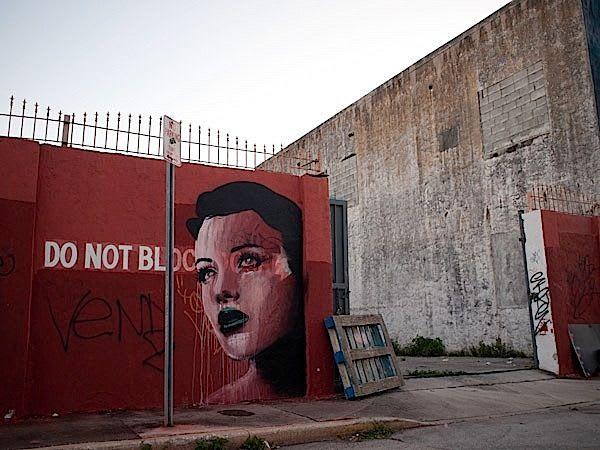 Artwork  in Miami