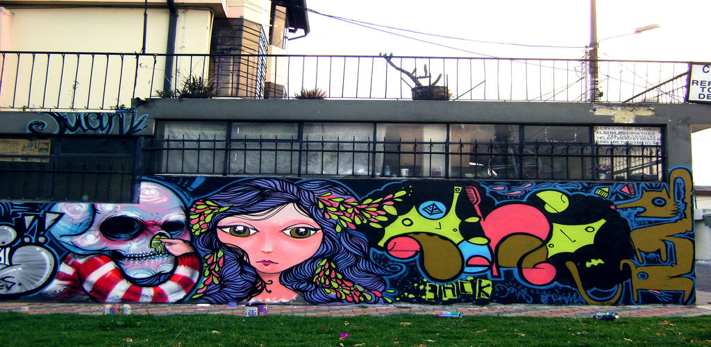 Artwork  in Quito