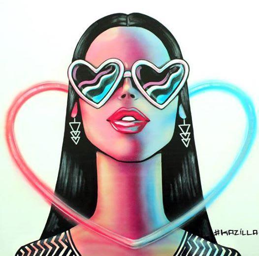 Artwork By Kazilla in Miami