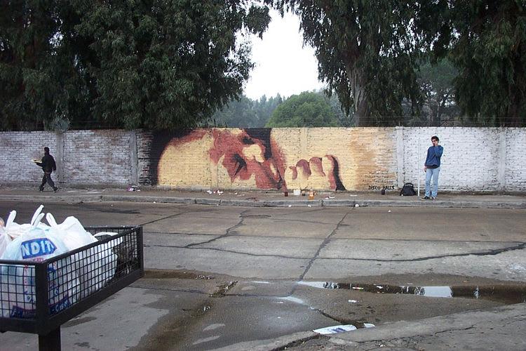 Œuvre Par Martin Ron à Buenos Aires