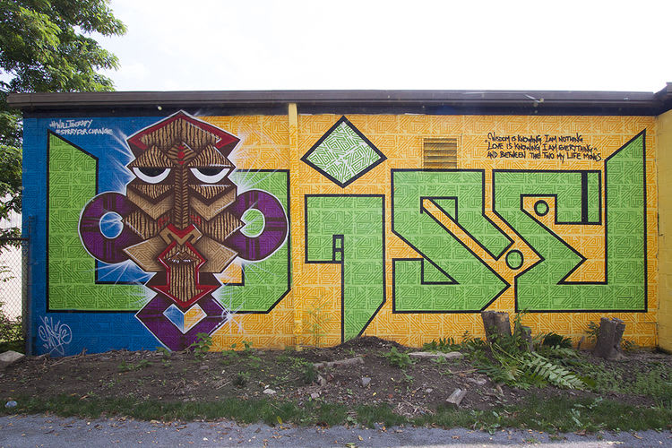 Artwork By Wise Two in Rochester