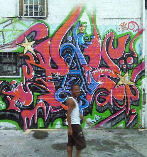 Artwork By Maspaz in New York City