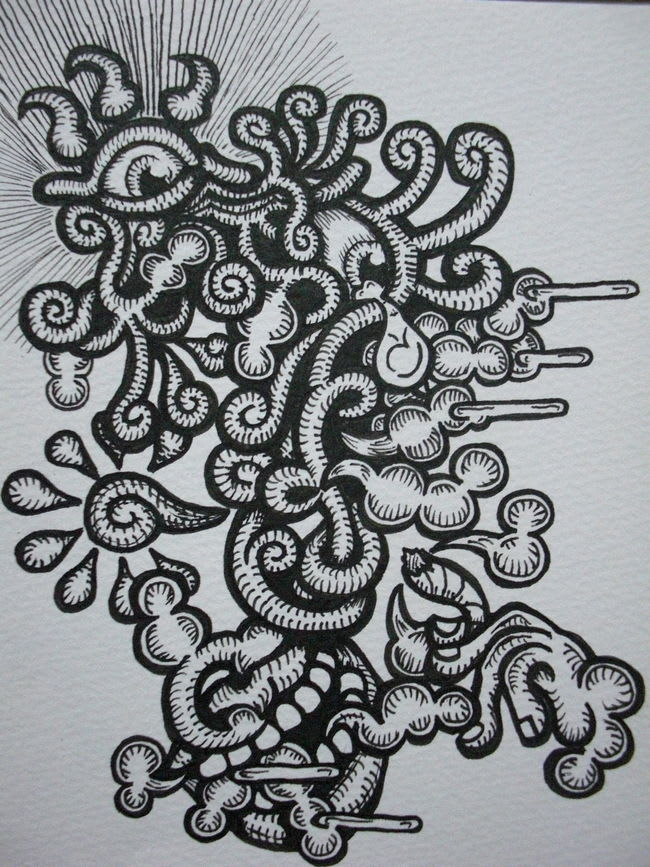 Artwork  in Tokyo