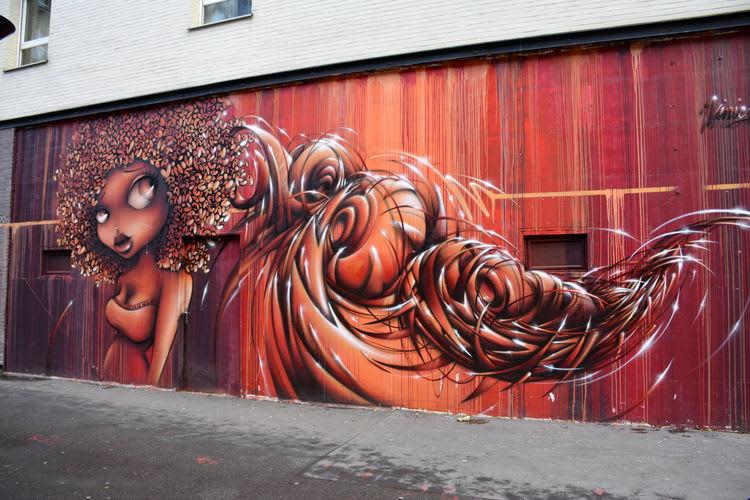 Artwork By Vinie in Paris